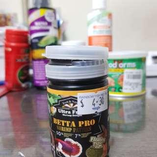 《FIRE SALE》Betta Fish Food