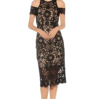 Thurley Eden Midi dress