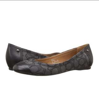 COACH Chelsea | Black Smoke/Black Signature | US Women's Size 6,6.5,7,7.5,8,8.5,9,9.5,10 | Flat Sneaker