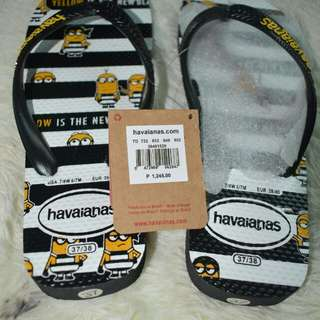 Havaianas Authentic Mall Pull Out