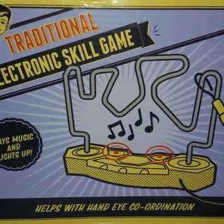 Traditional Electronic Skill Game