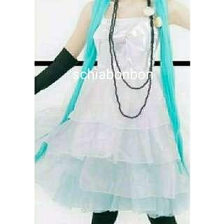 #Cosplay2018 Hatsune Miku Camellia Cosplay Costume