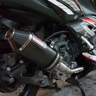 XMAX Yoshimura Exhausts