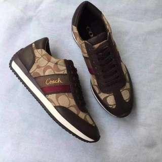COACH Signature Sneakers