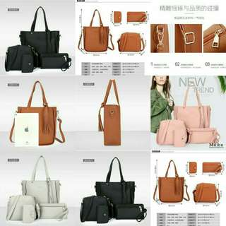 4 IN 1 SET BAG
