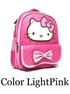 HK Back pack (double compartment)