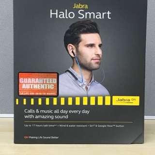 REPRICED Jabra Halo Smart Wireless Headphones