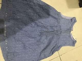 Zara Girls lace dress
