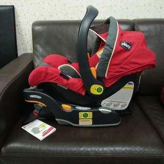 Chicco Keyfit提籃式安全座椅