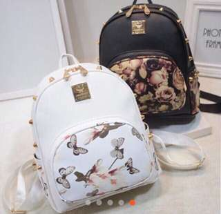 Korean Fashion Small Back Pack