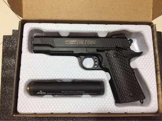 Spring Type Pistols