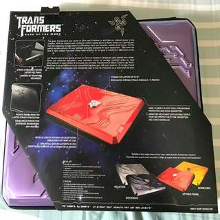 Transformers 3 Laptop Sleeve Case by Razer (Collector's Edition)