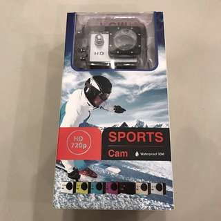 Sports Camera HD Waterproof 30M
