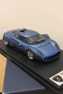 1/43 Lamborghini Raptor Coupe 1996. LookSmart