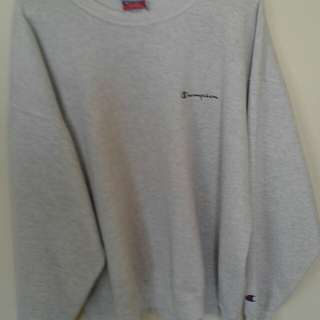 Grey Champion Jumper (XL)