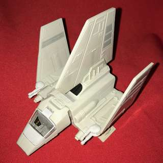 Star Wars Imperial Shuttle Tyredium  Classic Galoob Action Fleet Vintage 1995