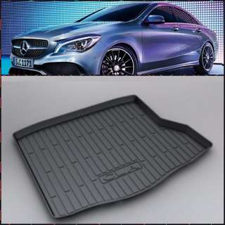 Mercedes CLA Boot Tray