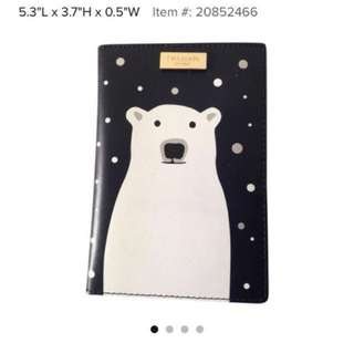 美國紐約🇺🇸Kate Spade New York北極熊護照本