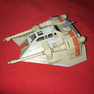 Star Wars Snowspeeder  Classic Galoob Action Fleet Vintage 1995 Collectible