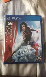 Mirror edge catalyst Reg 3 Ps4 - NEW -