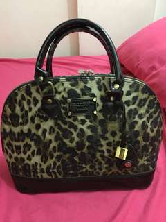 Leopard Marc Jacobs Bag