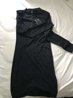 BNWT long casual dress