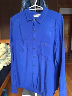 American Apparel Rayon Shirt
