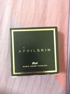 Aprilskin Magic Snow Cushion