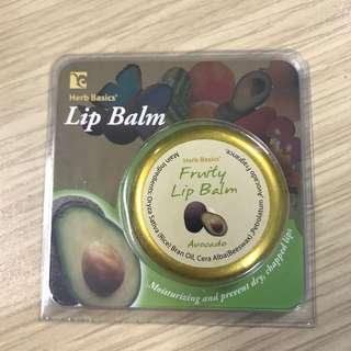 Herb Basics Fruity Lip Balm Avocado