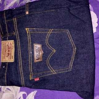 Levi's Jeans Big Size XXL