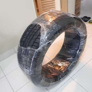 Tyre for Range Rover