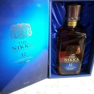 日本Nikka12年威士忌