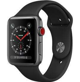 *收* 2隻全新Apple Watch Series 3 cellular (42mm&38mm)