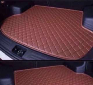 Customized Boot Mat for cars
