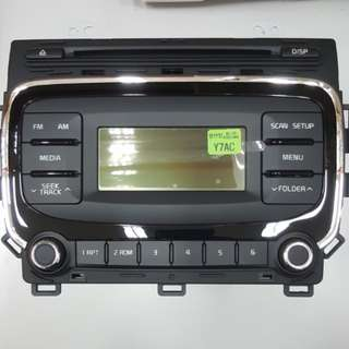 KIA Car Audio (2 Din)