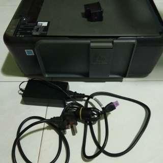HP Deskjet F2410 printer