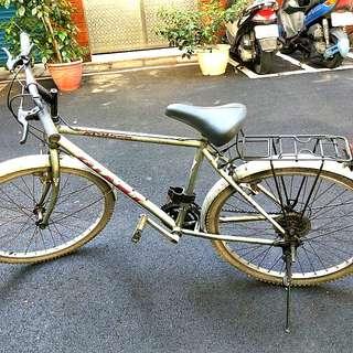 捷安特腳踏車。