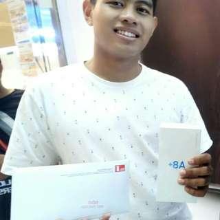 Samsung Galaxy A8+ Kredit Ekspres Promo Free Admin
