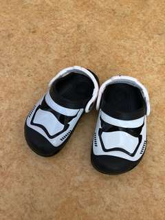 Star War shoes 星戰鞋仔