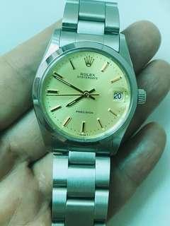 Rolex vintage ladies / boy size 31mm Automatic, excellent, fast deal $88