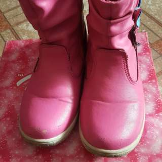 Pre-loved barbie boots