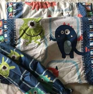 Crib Set beddings