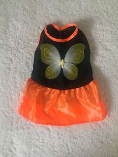 Pet Costume / Dog Costume / Butterfly Fairy