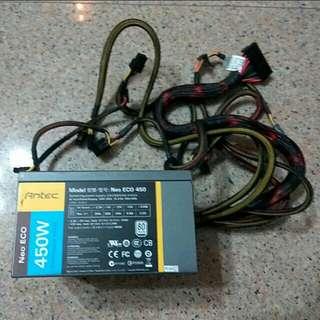 Neo Eco 450 Power Supply