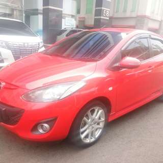 Mazda 2 Sport Matic 2012, Dp nego cincay