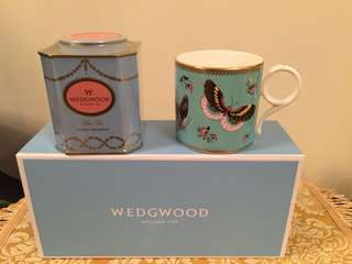 Wedgwood Unique Cup set-your gift selection