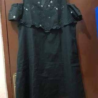 Cottonink space dress size M