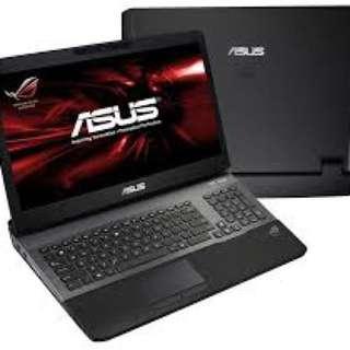 ASUS G75V ROG Gaming