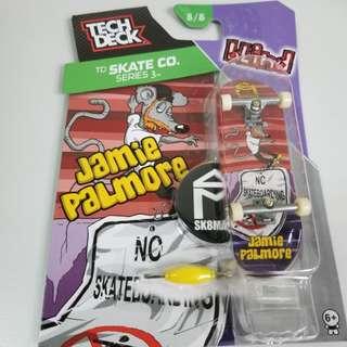 Tech Deck TD Skate Co. Series 3 96mm 手指滑板仔