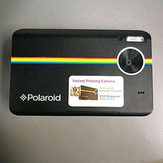 Polaroid Z2300 instant camera (10MP) with premium Zink paper